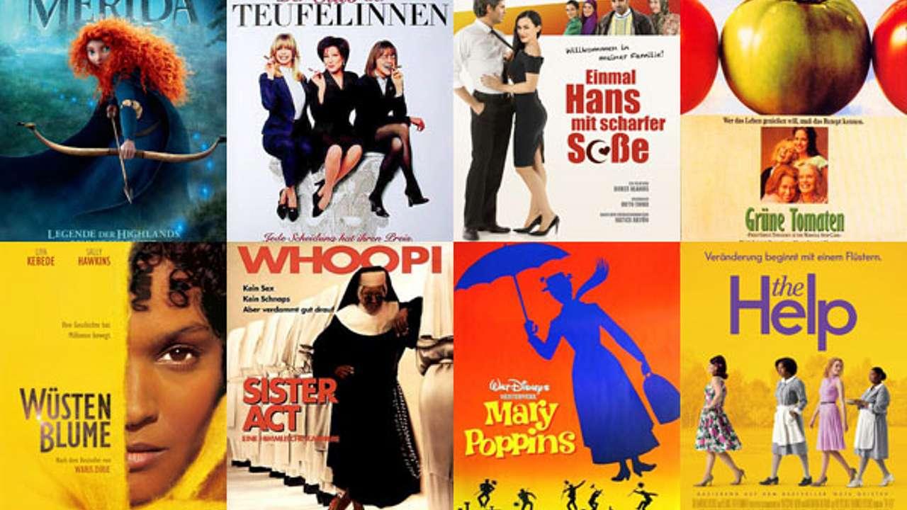 Filme über Starke Frauen