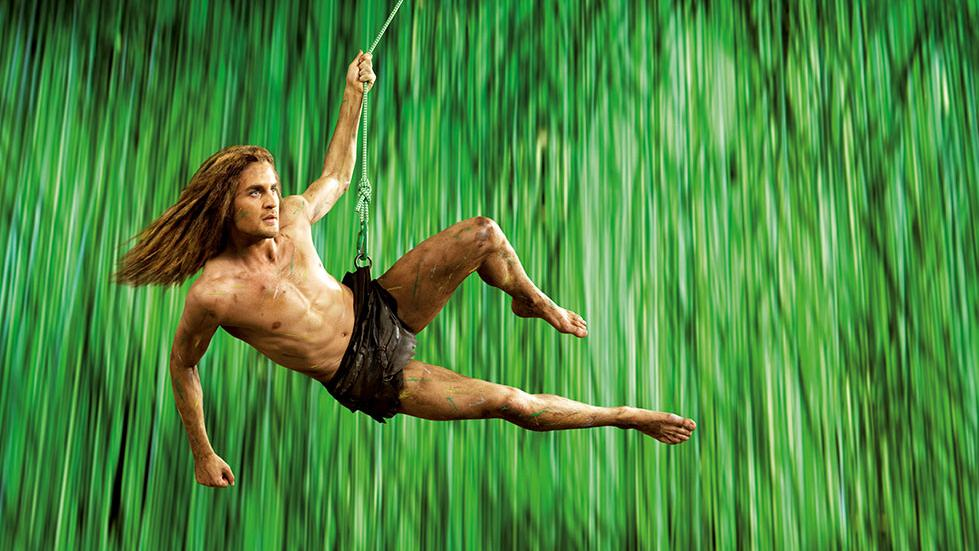 Tarzan Hauptdarsteller