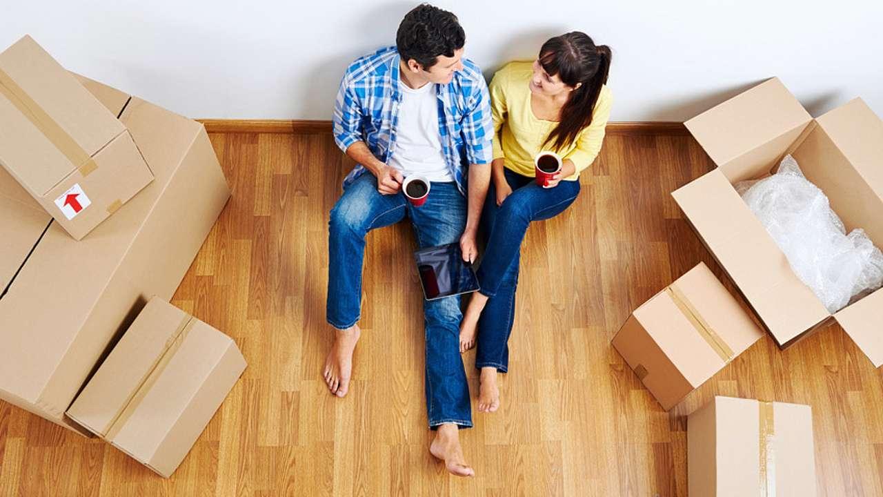 Gemeinsame Wohnung Trennung