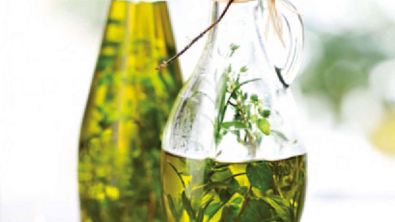 Provencalisches Kräuteröl selbstgemacht
