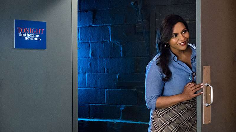 Mindy Kaling in LATE NIGHT