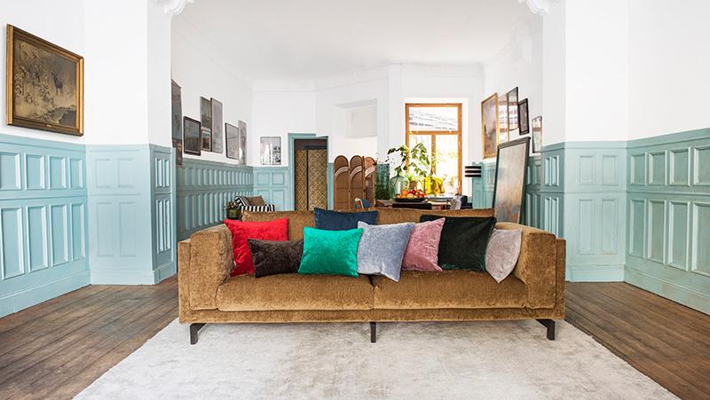 IKEA Upgrade Limitierte Samt Kollektion Von BEMZ Und