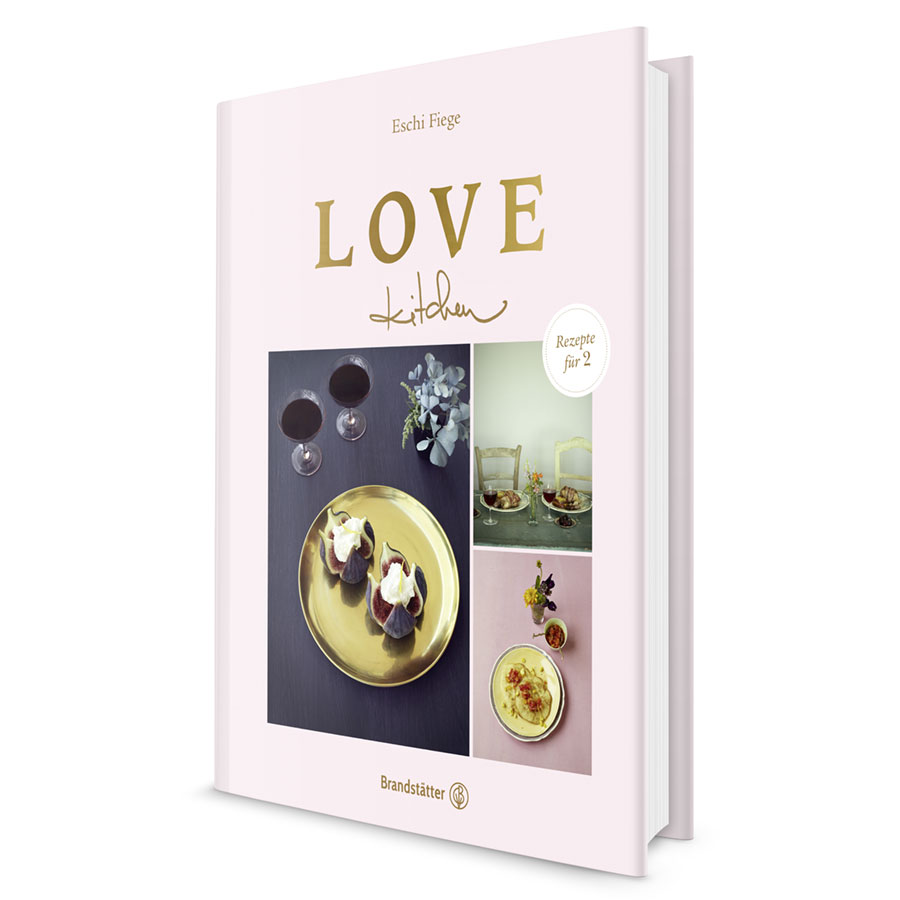 Buchcover Love Kitchen
