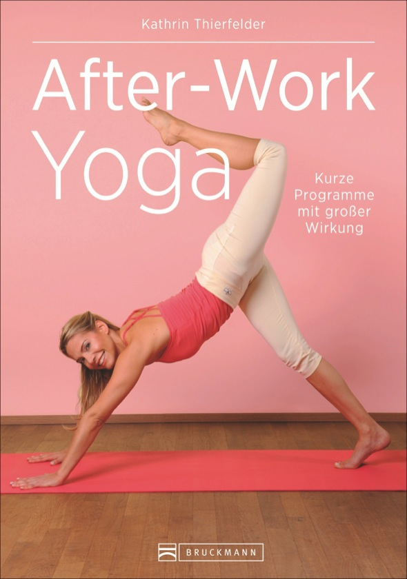 Buchcover After Work Yoga