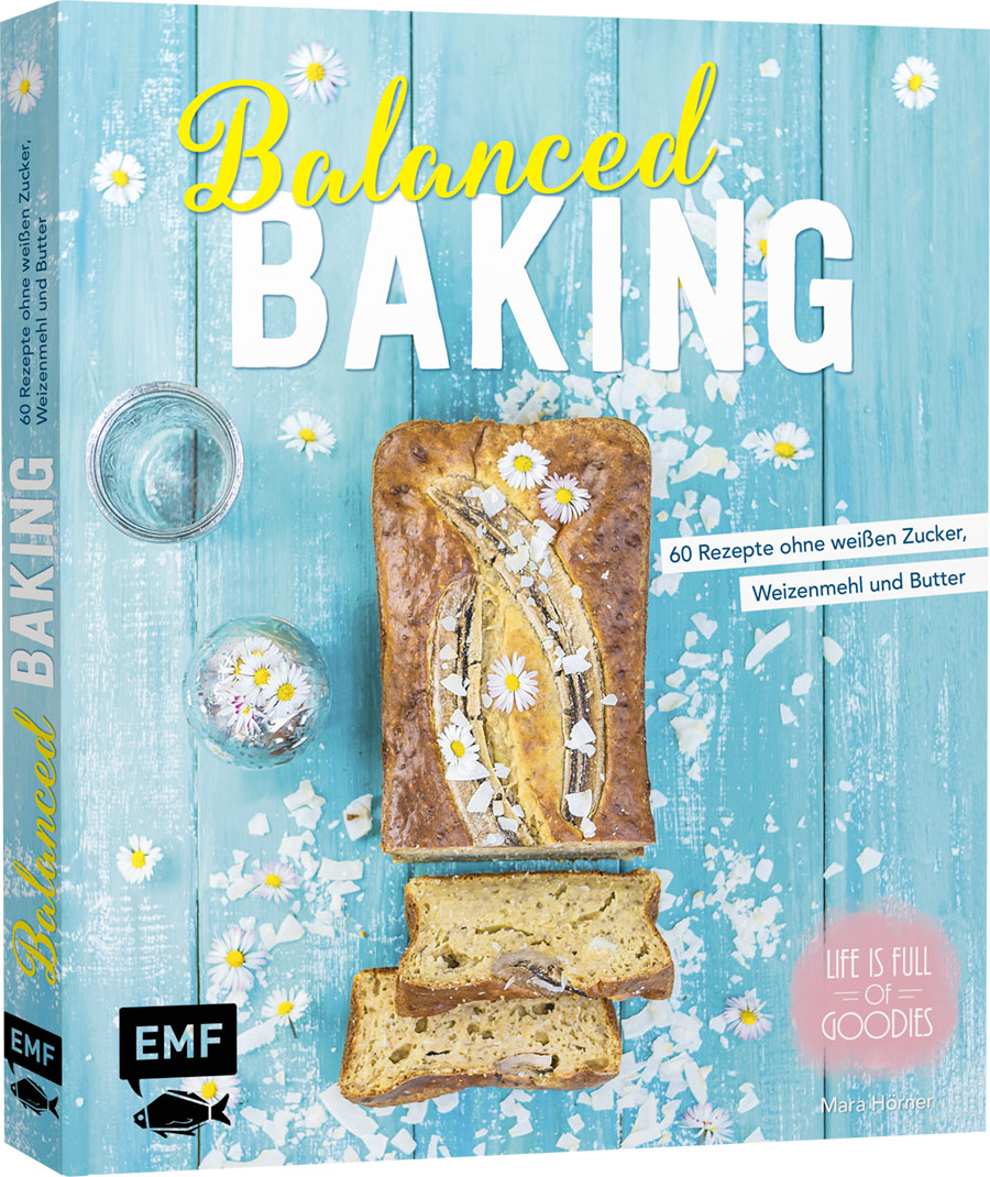 Buchcover: Balanced Baking