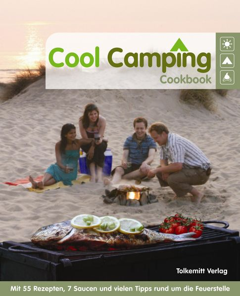 Buchcover Cool Camping Cookbook