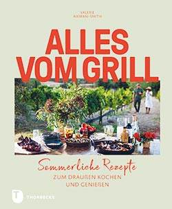 Buchcover Alles vom Grill