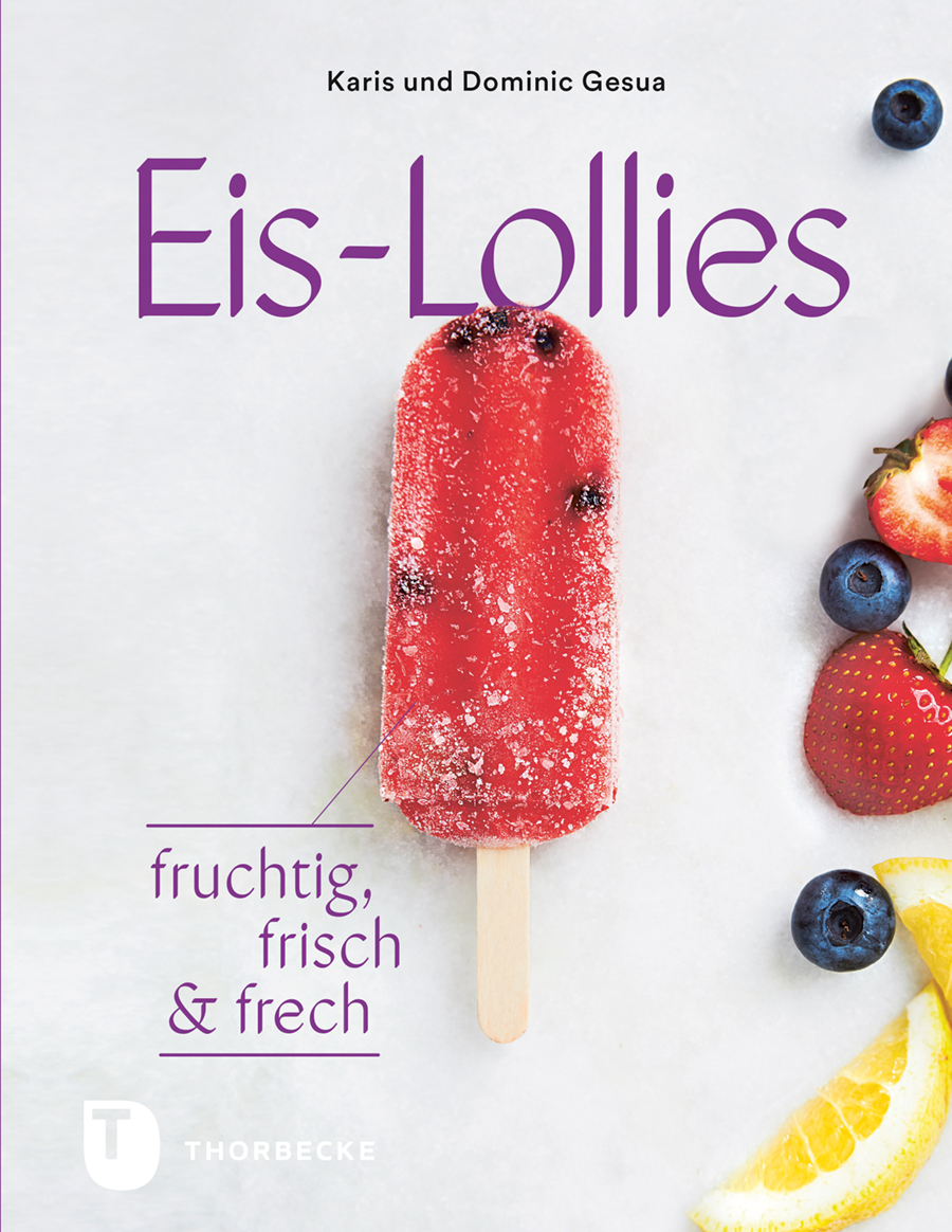 Buchcover: Eis-Lollies