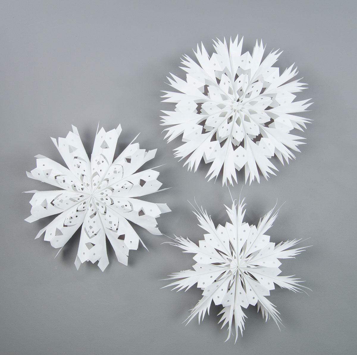 3 Papercraft Ideen Für Selbstgebastelte Weihnachtssterne