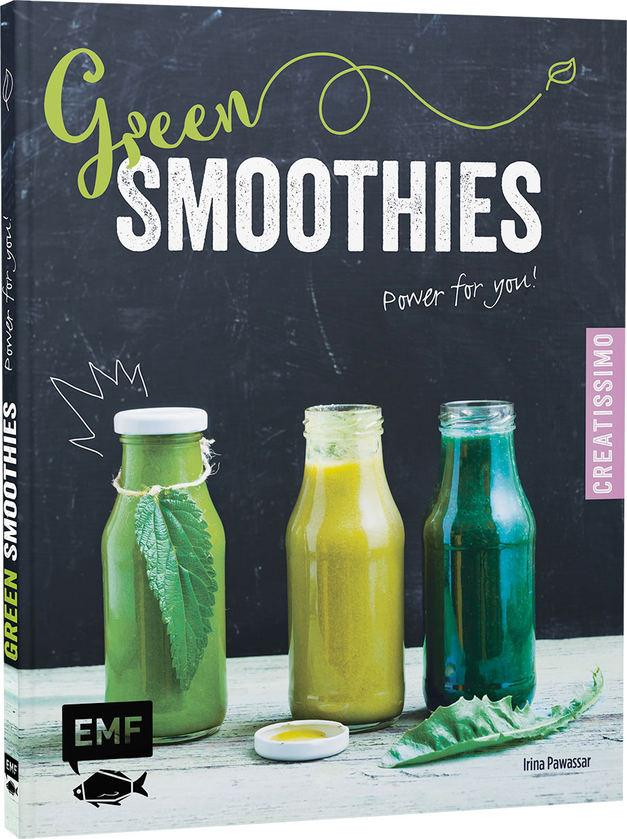 Buchcover: Green Smoothies - Power for You!