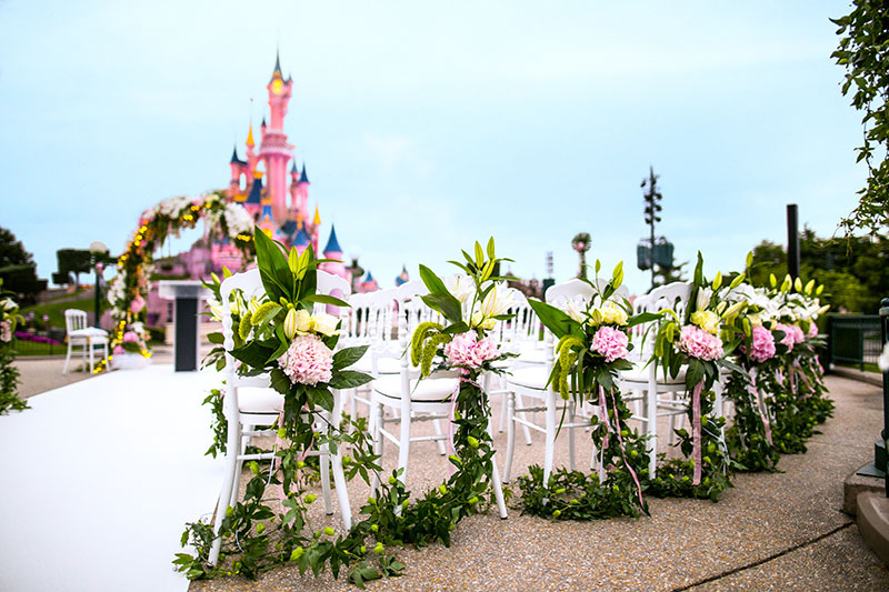 Heiraten in Disneyland Paris
