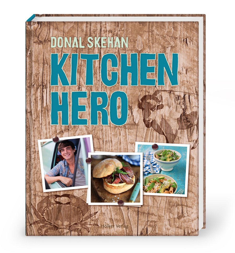 Buchcover KITCHEN HERO