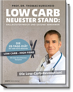 Buchcover Low Carb neuester Stand