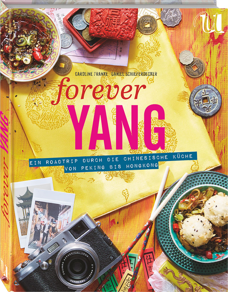 Buchcover Forever Yang
