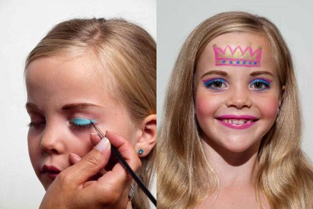 Kinderschminken 14 Schminkideen Für Karneval Halloween Co