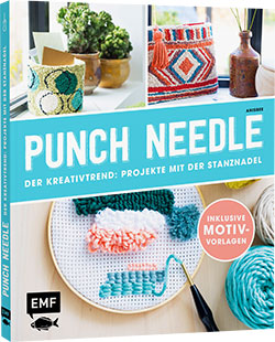 Buchcover Punch-Needle