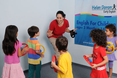 Learning Center von Helen Doron Early English