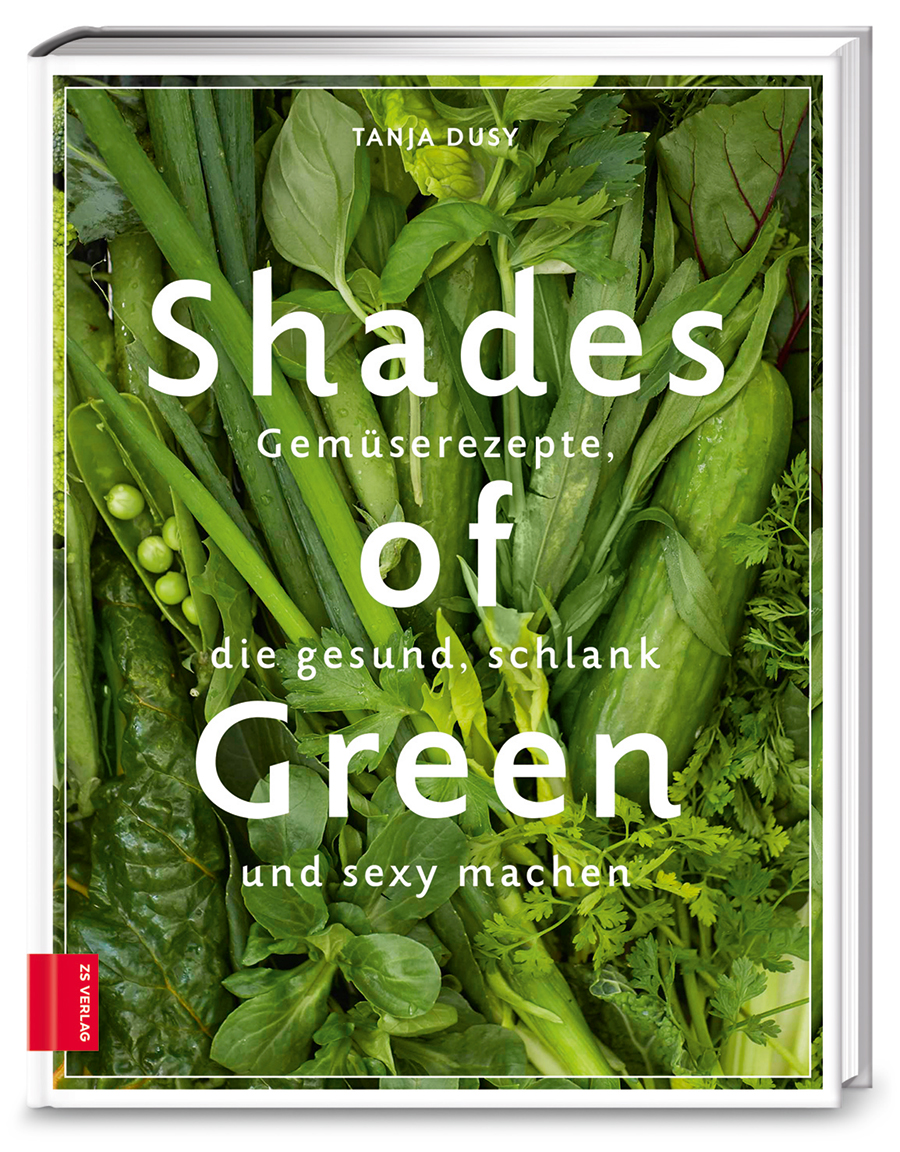 Buchcover Shades of Green