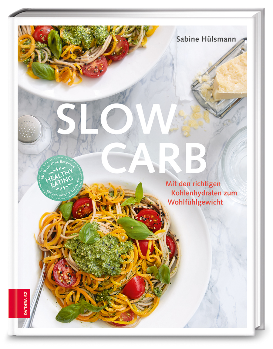 Buchcover Slow Carb