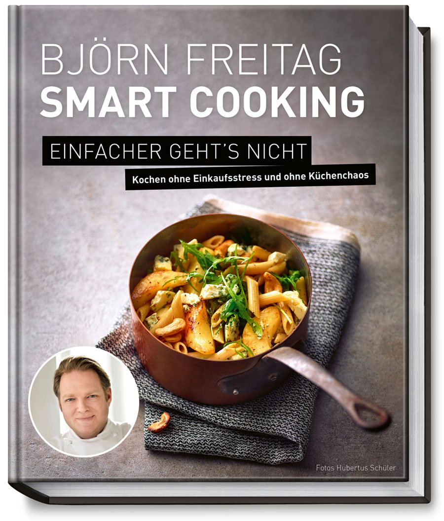 Buchcover Smart Cooking