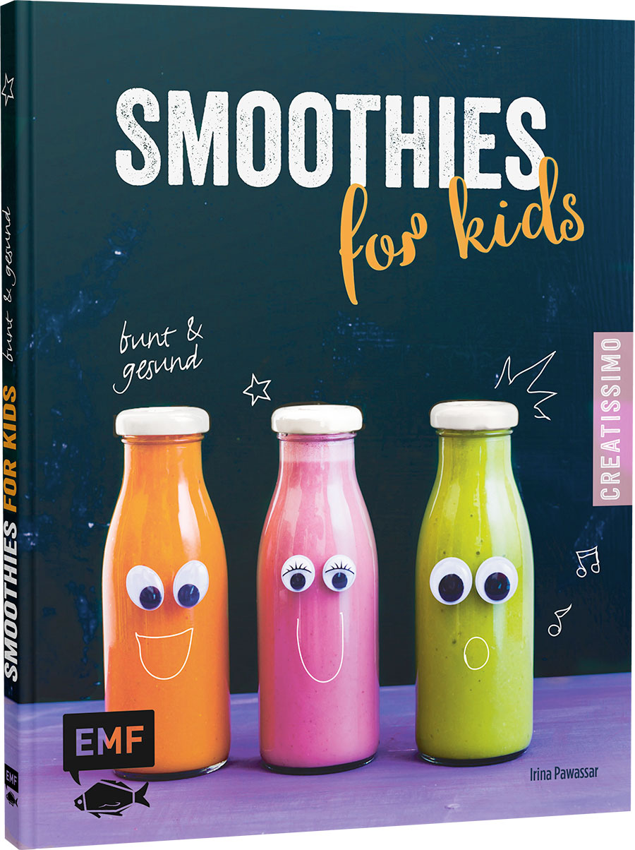 Buchcover: Smoothies for Kids