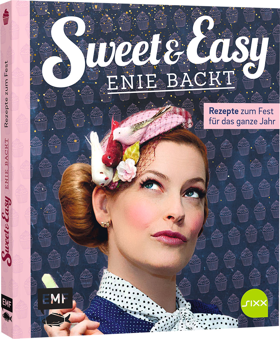 Buchcover: Sweet & Easy Enie backt