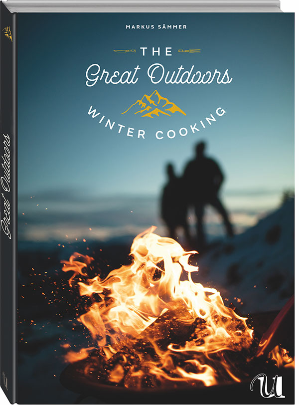 Buchcover The Great Outdoors Winter Cooking