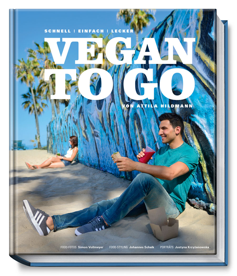 Buchcover: Vegan To Go