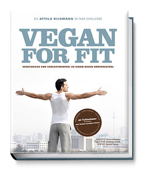 Buchcover: Vegan for Fit