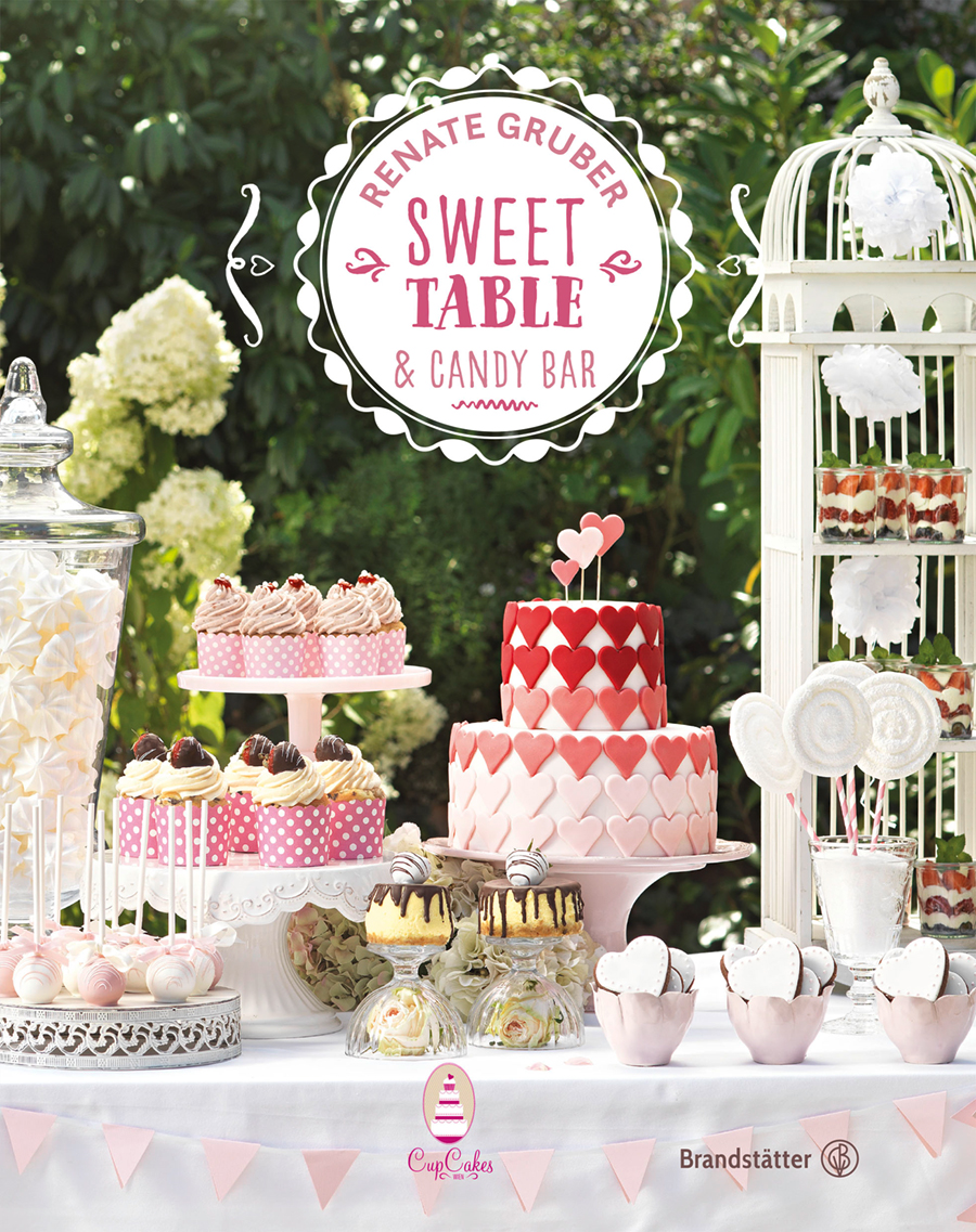 Buchcover: Sweet Table & Candy Bar